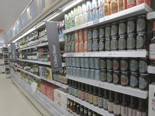 Craft beer now so popular it is the fastest growing drinks trend in UK