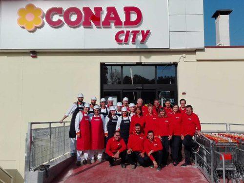 """Riapre il CONAD CITY """"Fontanelle"""" a RICCIONE"""