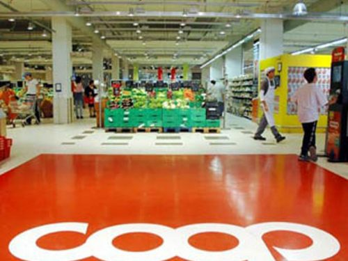 COOP LOMBARDIA inaugura il primo supermercato a MONZA