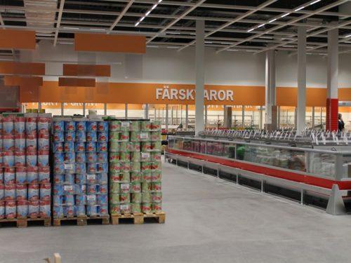 "Axfood Snabbgross apre un nuovo store ""cash & carry"" a Uppsala"