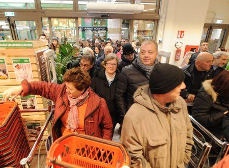 Coop Alleanza 3.0 inaugura a Senigallia (Ancona) un rinnovato supermercato