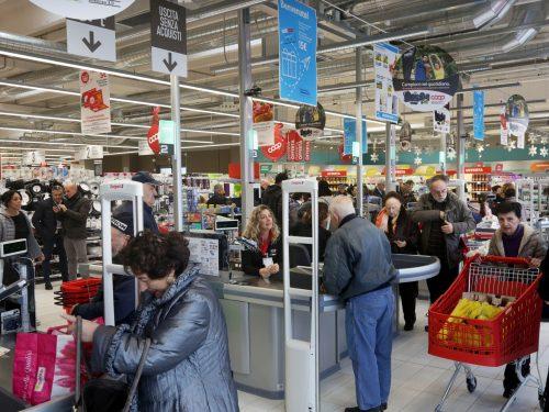 Coop Alleanza 3.0 ha riaperto il supermercato di Anzola (Bologna) completamente rinnovato