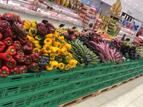 """A Castello di Cisterna in Campania apre un nuovo supermercato """"Piccolo"""" (Gruppo VéGé)"""