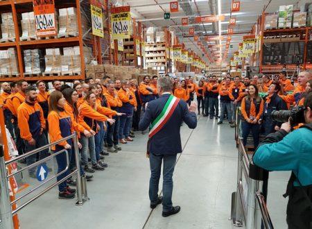 Bird & Bird con Bricoman a San Fior (TV) per il 20° negozio in Italia