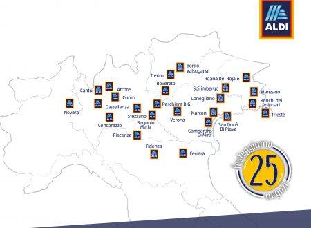 L'evoluzione di Aldi in Italia in 2 mesi: 1 milione di clienti, 25 store e nuovi obiettivi