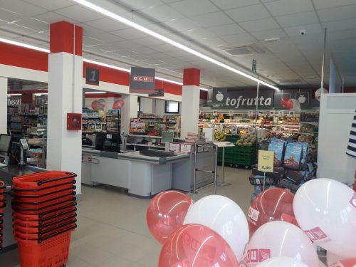 ECU (REALCO S.C.) inaugura il nuovo punto vendita di Massa Finalese (Modena)