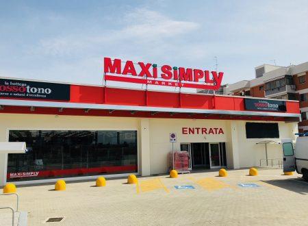 Il gruppo Apulia Distribuzione, apre un MaxiSimply a Capurso (BA)