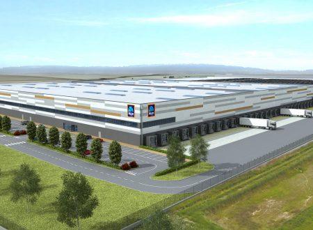 Un nuovo polo logistico per ALDI Italia a Landriano (Pavia)