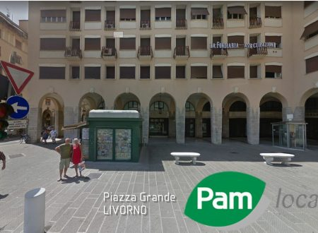IN PIAZZA GRANDE A LIVORNO, APRE IN FRANCHISING IL PRIMO PAM LOCAL
