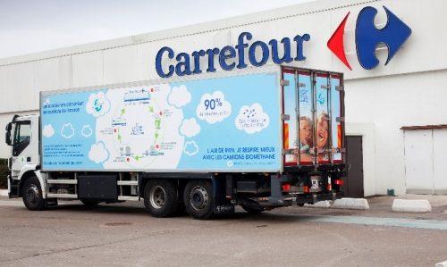 Carrefour and Système U partnership