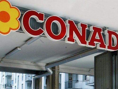CONAD DEL TIRRENO apre il primo supermercato a Tuscania (Viterbo)