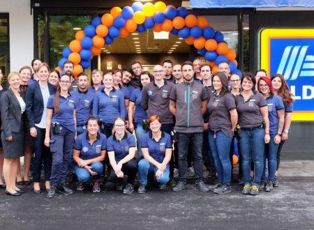 ALDI ha aperto un nuovo punto di vendita a Brunico (Bolzano)