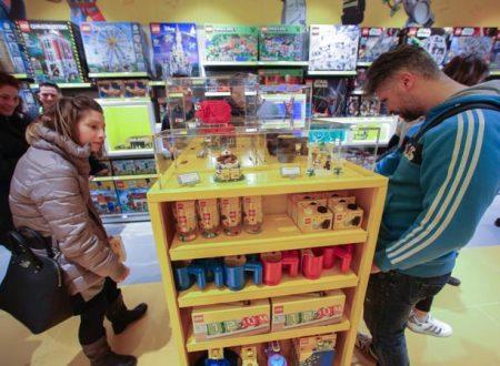 Il gruppo Percassi apre a Bari il primo LEGO Certified Store della Puglia