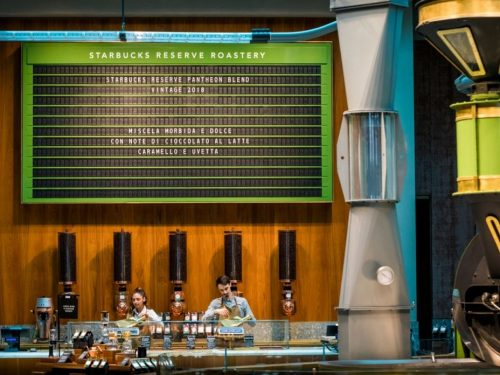 Starbucks Arrives in Milan, Italy: Roastery Honors Italian Espresso Culture, Design and Craft