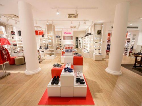 Red Concept Store, la nuova vision di Bata per i nuovi pdv di Taranto e Latina