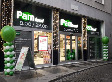 Un PAM Local nel centro di Milano, a due passi dal Duomo