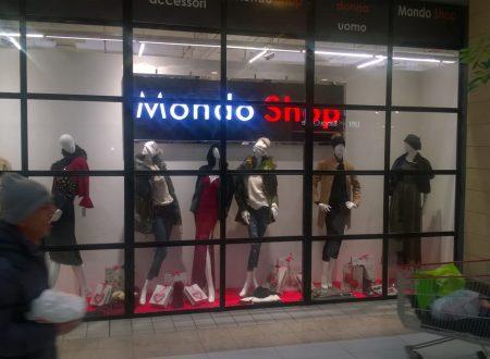 Mondo Shop apre il primo pdv nel centro commerciale Auchan di Modugno