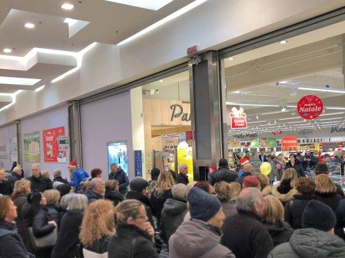 LIDL apre uno store nel centro commerciale di Rho Center (Milano)