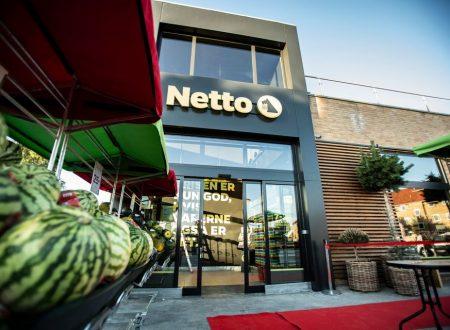 Un nuovo concept store per i discount Netto in Danimarca