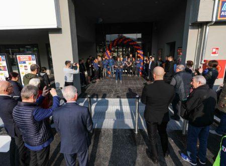 Inaugurato a Brescia, il 55esimo punto di vendita di ALDI in Italia