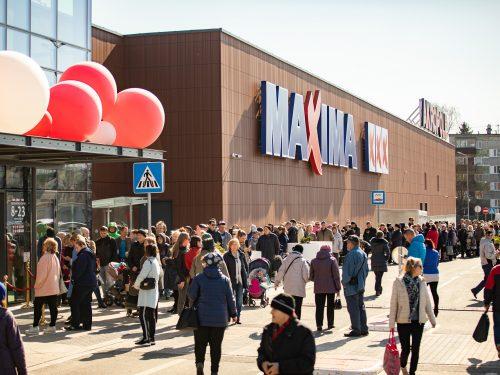 """Maxima Latvija ha presentato oggi il primo format avanzato """"Maxima XXX"""""""