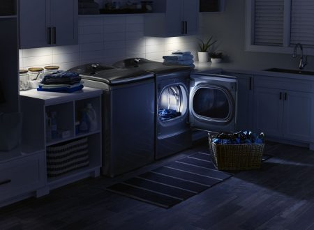 Kenmore® Smart Laundry Appliances and Dishwashers Are Now Integrated with Amazon Dash Replenishment