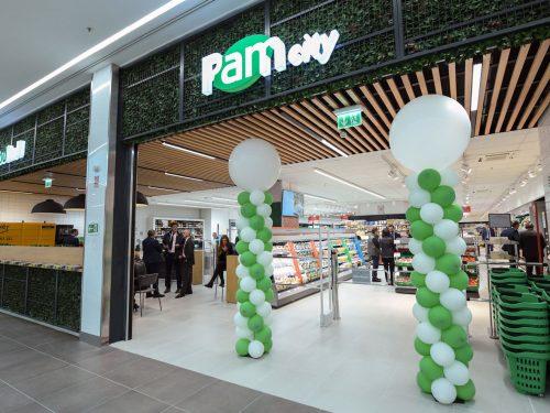 PAM City, la nuova generazione del negozio di prossimità di PAM Panorama