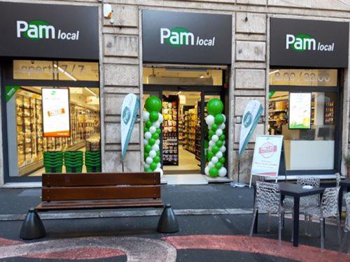 PAM investe nella città di Genova, con un nuova apertura e un restyling