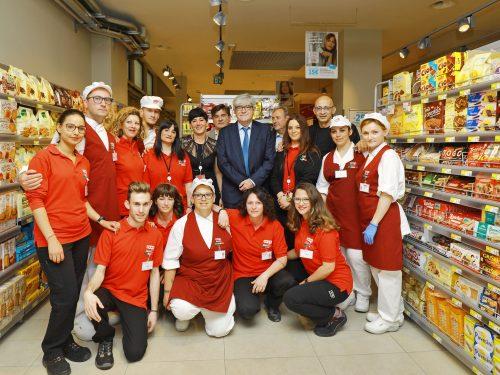 Un nuovo supermercato di vicinato Coop a Modena