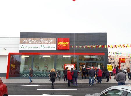 Una nuova apertura di Penny Market a Milano in Viale Monza