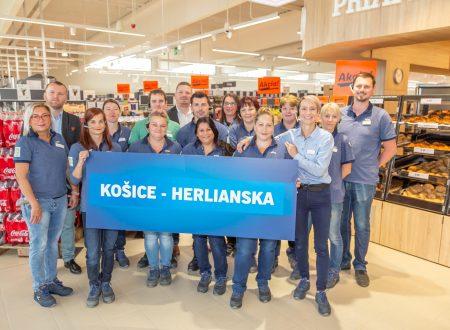 Lidl apre il suo 9° punto di vendita a Kosĭce in Slovacchia