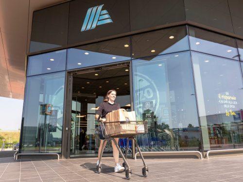 ALDI inaugura un nuovo store a Vicenza e porta a 67 pdv la sua rete Italia