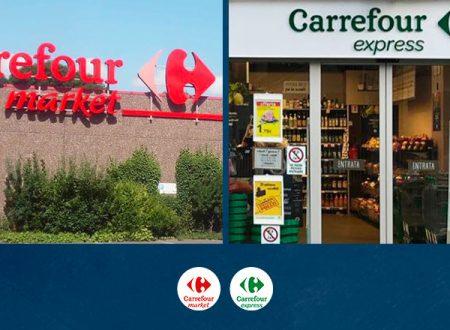 Come cambia la GDO in Italia: Carrefour cresce di 546 punti di vendita