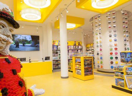 Un nuovo LEGO®Certified Store apre nel centro di Palermo