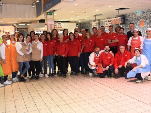 Inaugurato il primo Conad in Piemonte, che subentra all'insegna Auchan