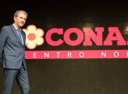 La nuova insegna CONAD per gli ex Simply Market di Pontevico e Bovezzo (Brescia)