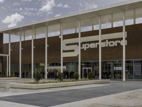 L'innovazione di un nuovo superstore Esselunga, debutta a Brescia