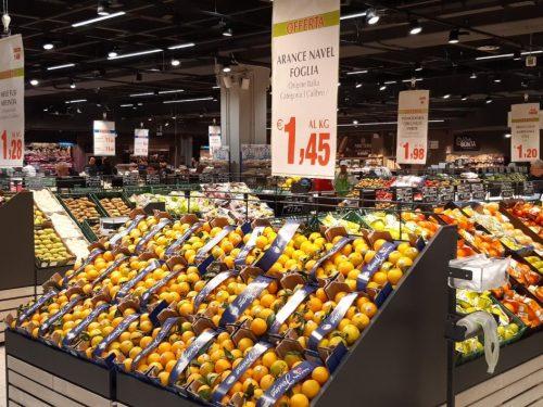"""""""Nuove"""" insegne Conad per l'ex Auchan di Roma Collatina e per l'IperSimply di Trevi (PG)"""
