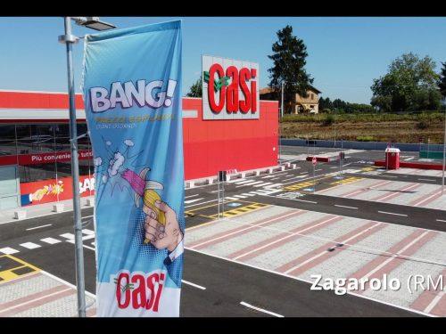 Classe A ++++, a Zagarolo nasce il 23esimo Oasi Il Gruppo Gabrielli si espande nel Lazio
