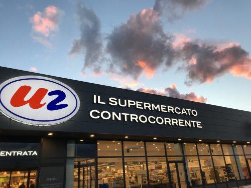 """Da ex Simply a U2 """"Il supermercato controcorrente"""", un nuovo store a Tirano"""