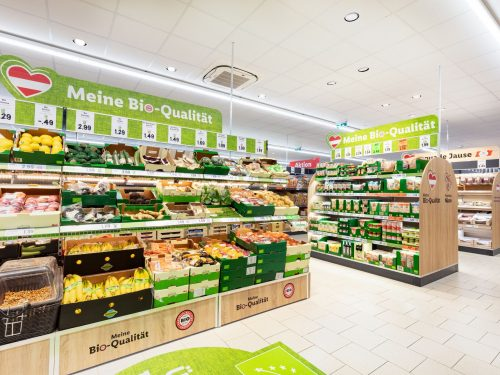 LIDL Austria apre a Anif un nuovo concept store