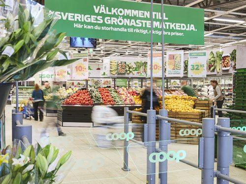 Coop Svezia aprirà un nuovo supermercato a Bålsta Centrum