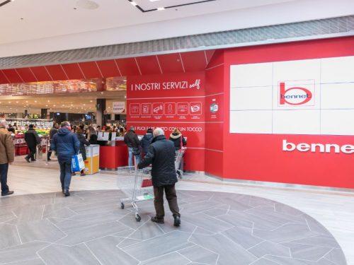 Bennet acquisisce 7 ipermercati ex Auchan e punta a importanti obiettivi di fatturato