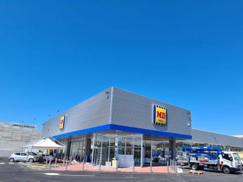 MD apre nuovo store a Predda Niedda (Sassari) e rafforza la sua presenza