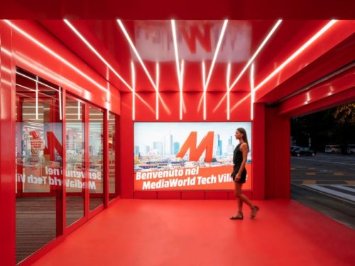TECH VILLAGE il nuovo e unico experience center ideato da Mediaworld apre a Milano