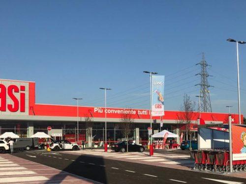 Il gruppo Gabrielli ha inaugurato il 24° superstore OASI a Sulmona