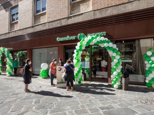 ETRURIA Retail apre a Grosseto nel centro città un Carrefour Express