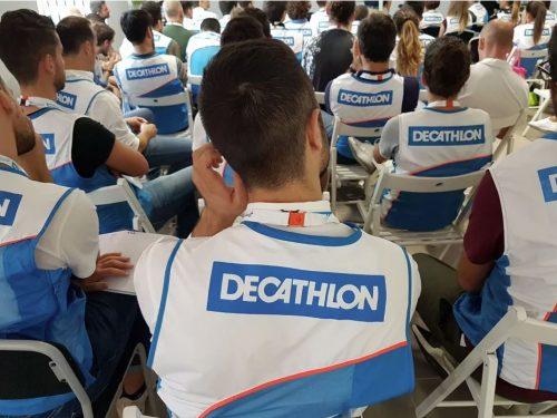 Decathlon consolida la sua presenza su Roma e apre nel centro commerciale Maximo