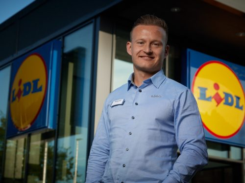 LIDL Danimarca apre il suo secondo punto di vendita a Greve nella regione della Zelanda