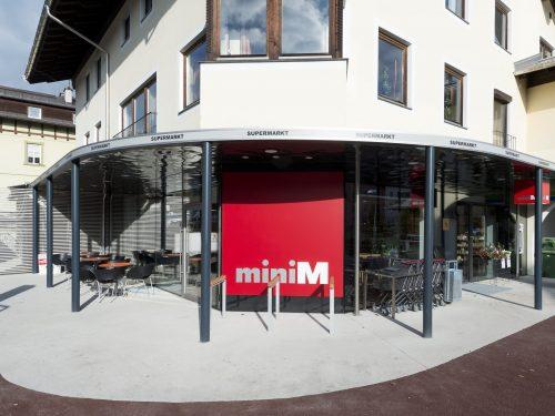 MPREIS apre in Tirolo a Pflach un miniM